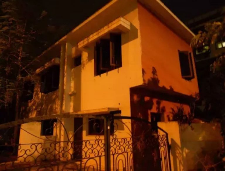 Haunted House in Hyderabad