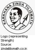 logo of Karkhana Zindatilismath
