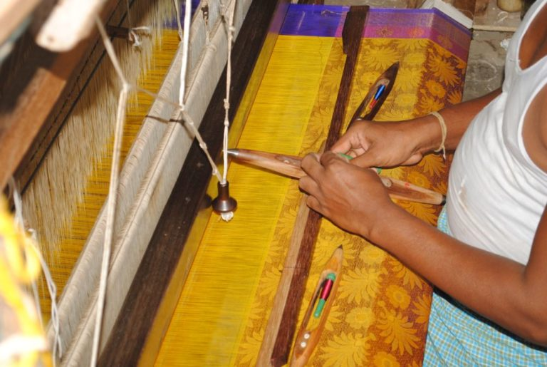 Weaving Culture In Hyderabad