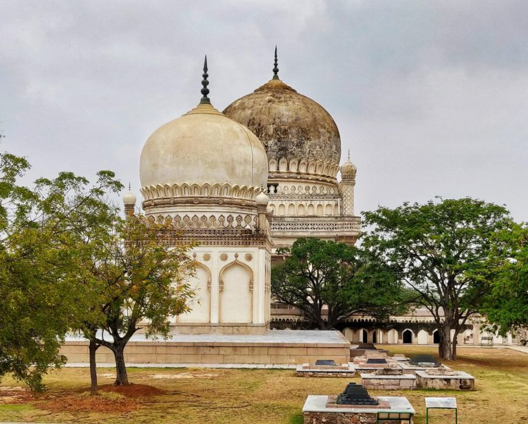 Qutub Shahi Tombs in Hyderabad