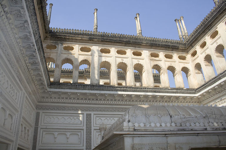 250 years old Paigah Tombs